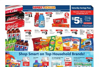 Family Dollar Weekly Ad Flyer June 7 to June 12
