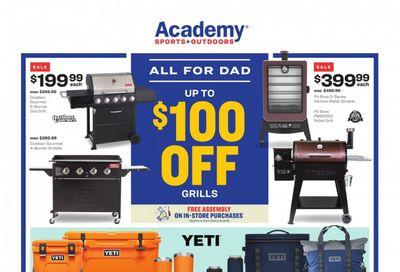 Academy Sports (AL, AR, GA, LA, MO, NC, SC, TN, TX) Weekly Ad Flyer June 7 to June 20