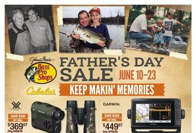 Bass Pro Shops Weekly Ad Flyer June 10 to June 23