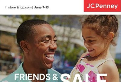 JCPenney Weekly Ad Flyer June 7 to June 13