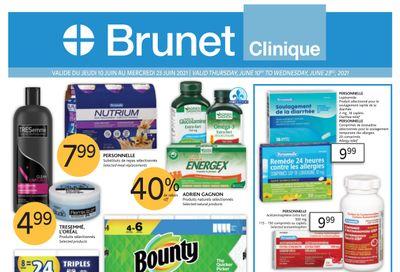 Brunet Clinique Flyer June 10 to 23