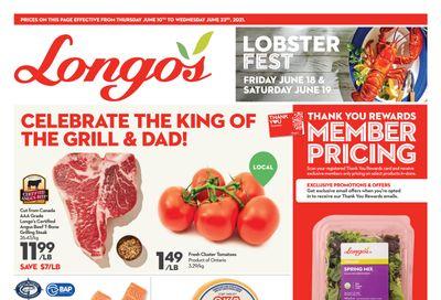 Longo's Flyer June 10 to 23