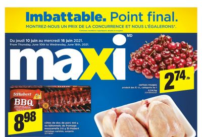Maxi Flyer June 10 to 16
