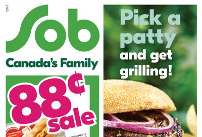 Sobeys (ON) Flyer June 10 to 16