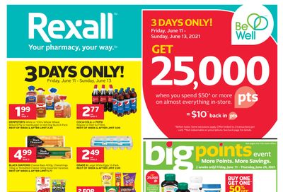 Rexall (ON) Flyer June 11 to 17