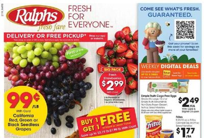 Ralphs fresh fare (MD, NC, VA) Weekly Ad Flyer June 9 to June 15