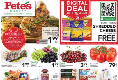 Pete's Fresh Market (IL) Weekly Ad Flyer June 9 to June 15