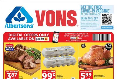 Vons (CA) Weekly Ad Flyer June 9 to June 15