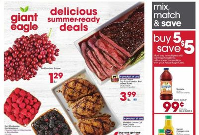 Giant Eagle (OH, PA) Weekly Ad Flyer June 10 to June 16