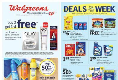 Walgreens Weekly Ad Flyer June 13 to June 19