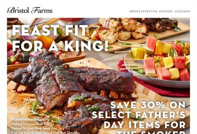 Bristol Farms (CA) Weekly Ad Flyer June 9 to June 22