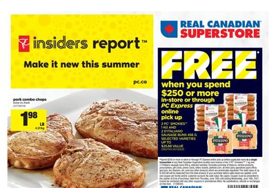 Real Canadian Superstore (ON) Flyer June 10 to 16