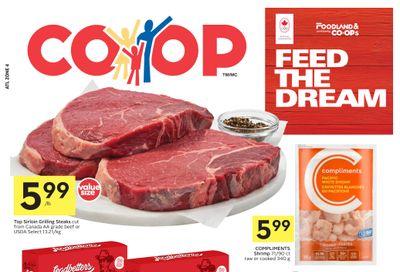 Foodland Co-op Flyer June 10 to 16