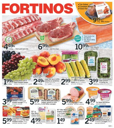 Fortinos Flyer June 10 to 16