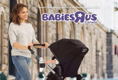 Babies R Us Flyer June 10 to 16