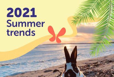 Mondou Summer Trends Flyer June 9 to July 7