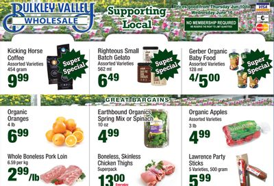 Bulkley Valley Wholesale Flyer June 10 to 16