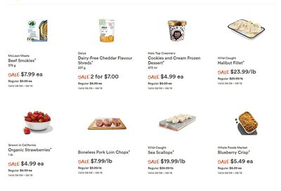 Whole Foods Market (West) Flyer June 9 to 15