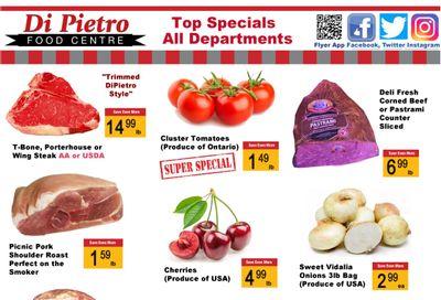 Di Pietro Food Centre Flyer June 10 to 16