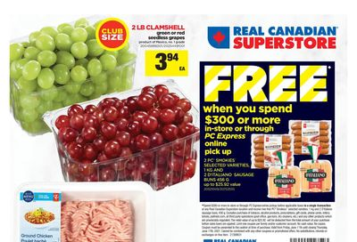 Real Canadian Superstore (West) Flyer June 11 to 17