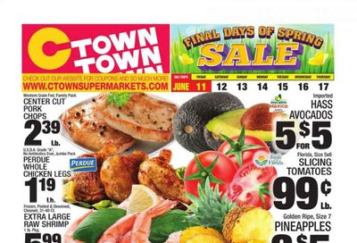C-Town (CT, FL, MA, NJ, NY, PA) Weekly Ad Flyer June 11 to June 17