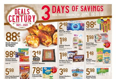 Cash Wise (MN, ND) Weekly Ad Flyer June 10 to June 12