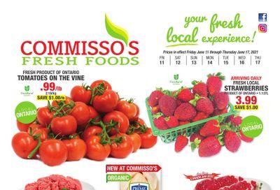 Commisso's Fresh Foods Flyer June 11 to 17