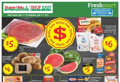 Shop Easy & SuperValu Flyer June 11 to 17