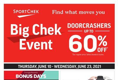 Sport Chek Flyer June 10 to 23
