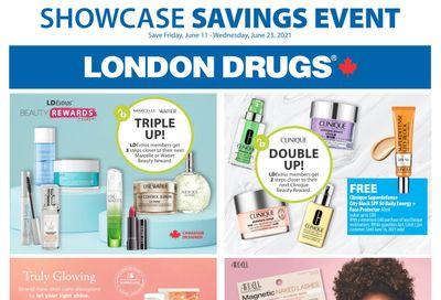 London Showcase Savings Event Flyer June 11 to 23