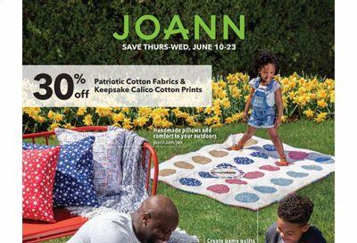 JOANN Weekly Ad Flyer June 10 to June 23