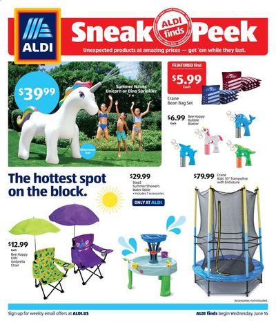 ALDI (CA, IL, MO, SC, TN) Weekly Ad Flyer June 16 to June 22