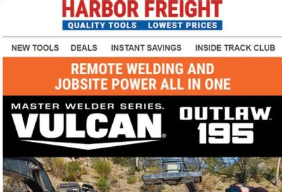 Harbor Freight Weekly Ad Flyer June 10 to June 17