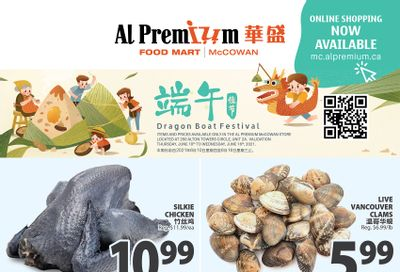 Al Premium Food Mart (McCowan) Flyer June 10 to 16
