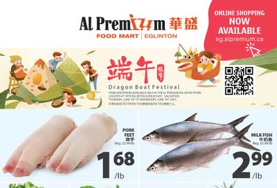 Al Premium Food Mart (Eglinton Ave.) Flyer June 10 to 16