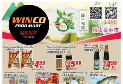WinCo Food Mart (HWY 7) Flyer June 10 to 16