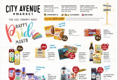 City Avenue Market Flyer June 10 to 23