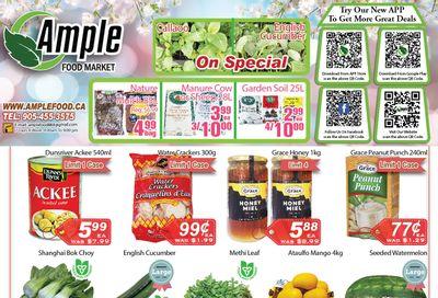 Ample Food Market (Brampton) Flyer June 11 to 17