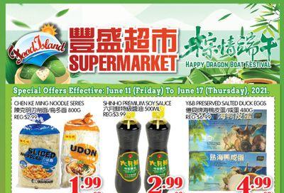 Food Island Supermarket Flyer June 11 to 17