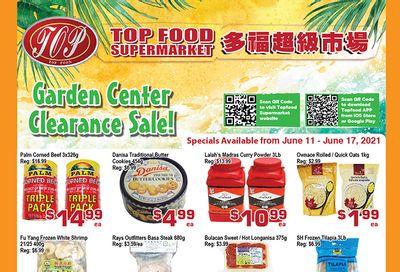 Top Food Supermarket Flyer June 11 to 17