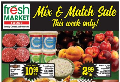 Fresh Market Foods Flyer June 11 to 17