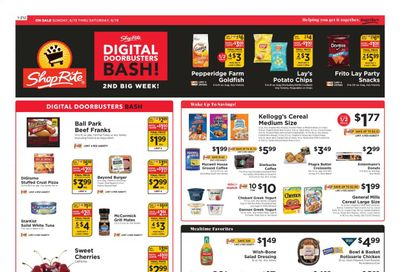 ShopRite (CT, DE, MD, NJ, NY, PA) Weekly Ad Flyer June 13 to June 19