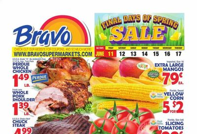 Bravo Supermarkets (CT, FL, MA, NJ, NY, PA) Weekly Ad Flyer June 11 to June 17