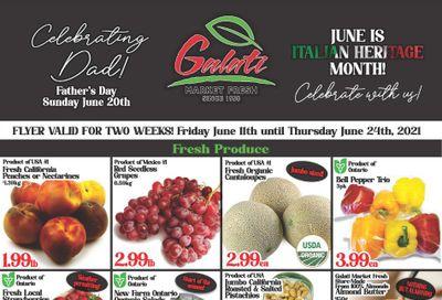 Galati Market Fresh Flyer June 11 to 24
