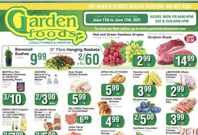 Garden Foods Flyer June 11 to 17