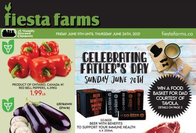 Fiesta Farms Flyer June 11 to 24