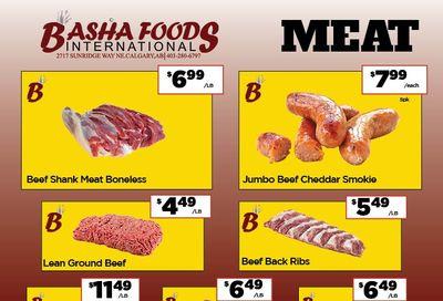 Basha Foods International Flyer June 11 to 17