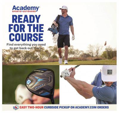 Academy Sports (AL, AR, GA, LA, MO, NC, SC, TN, TX) Weekly Ad Flyer June 14 to June 27