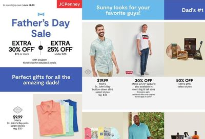 JCPenney Weekly Ad Flyer June 14 to June 20