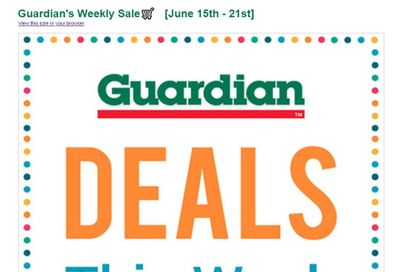 Guardian (Dartmouth Gate) Flyer June 15 to 21